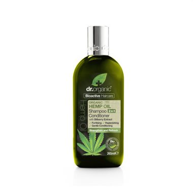 ORGANIC HEMP OIL SHAMPOO & CONDITIONER